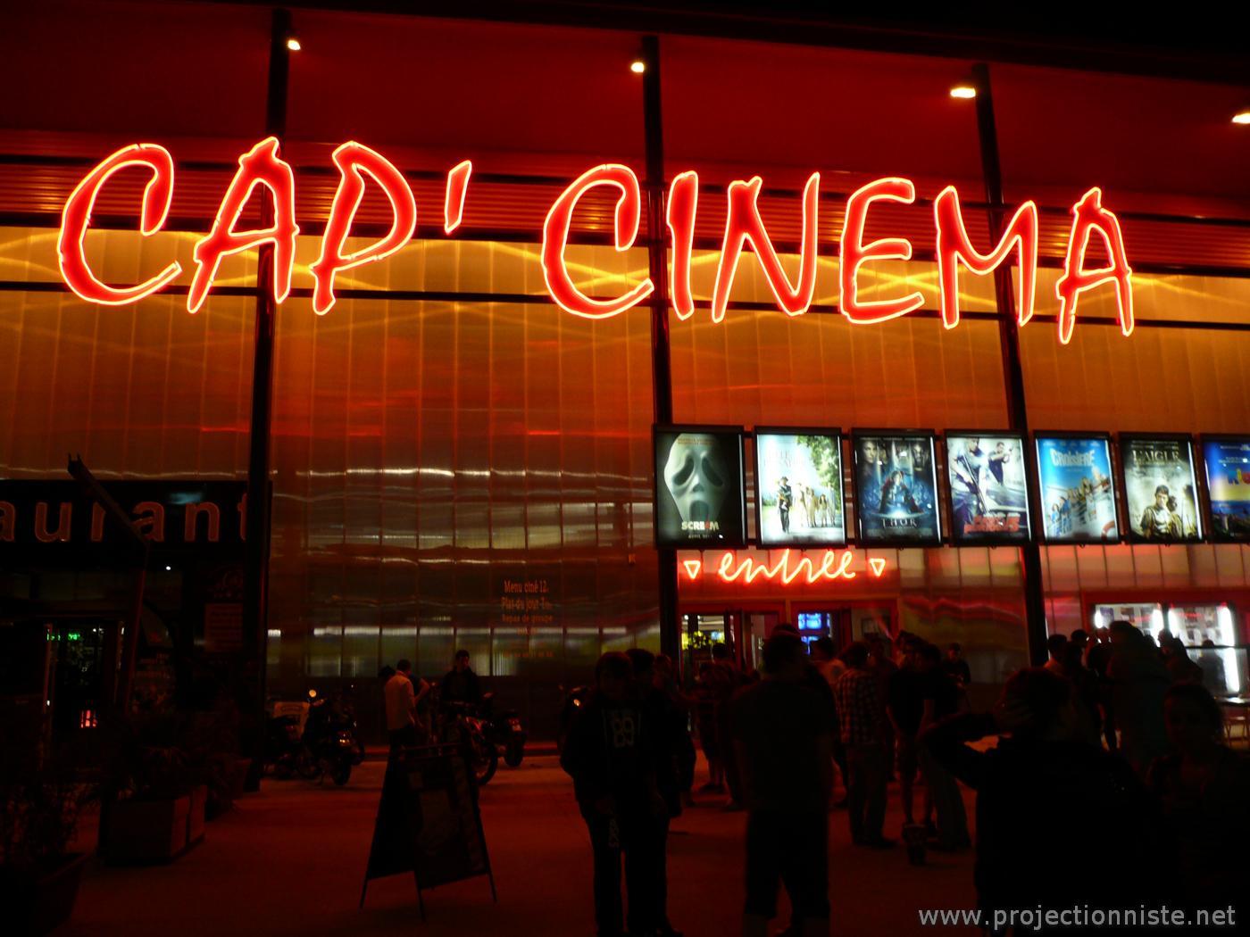 Cinema Cap Cinéma Carcassonne - Multiplexe (10)