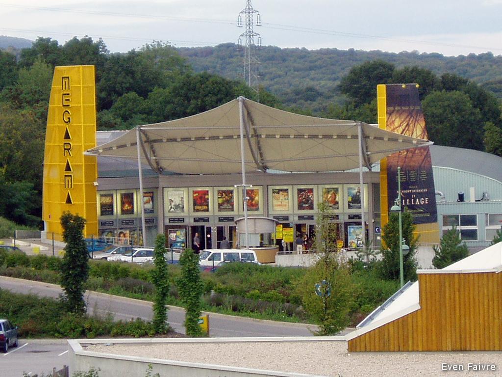 Cinema Mégarama Besançon à Miserey-Salines (10)