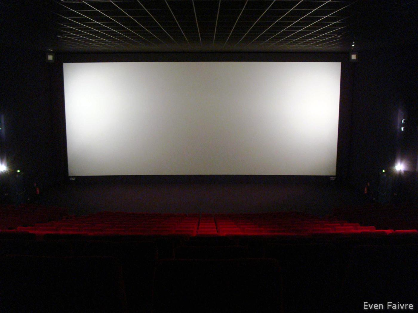 Cinema multiplexe libert brest 29 for Ecran image