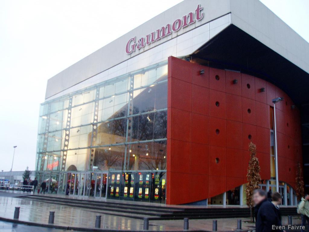 Cinema Gaumont Angers Multiplexe   Angers (8)