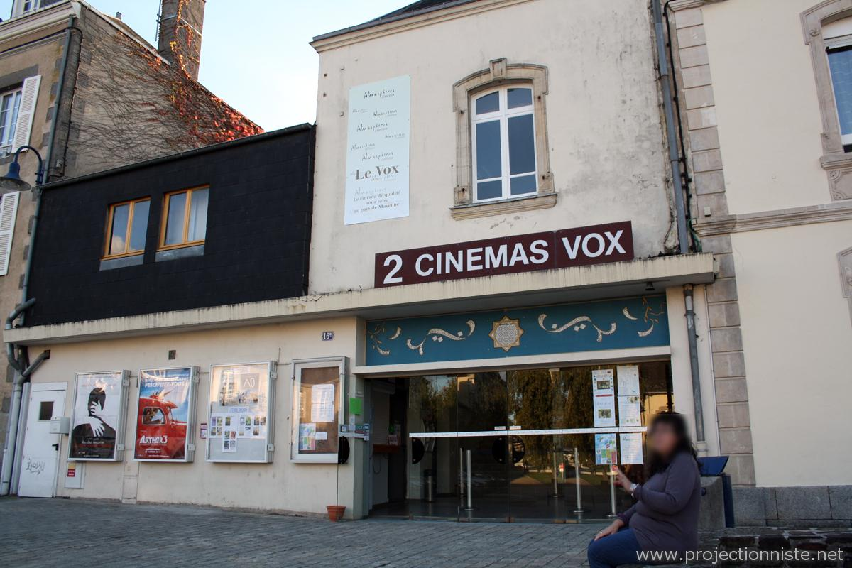Cinema Le Vox   Mayenne (10)
