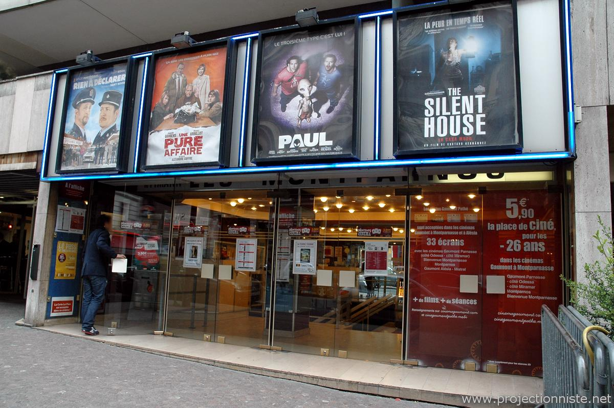 Cinema Gaumont Montparnos à Paris 75014 (75)