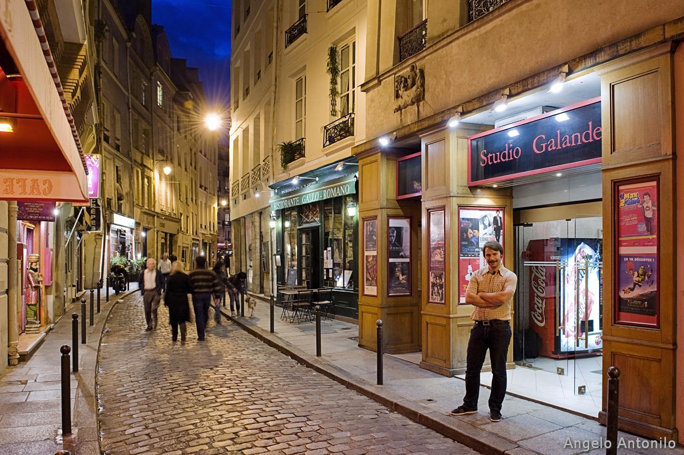 Cinema Studio Galande 224 Paris 75005 75