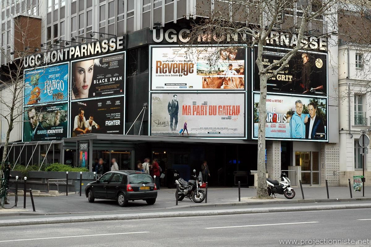Cinema UGC Montparnasse   Paris (8)