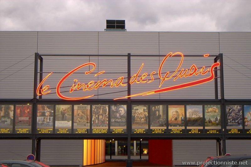 Cinema Pathe Le Cinema Des Quais A Belfort 90