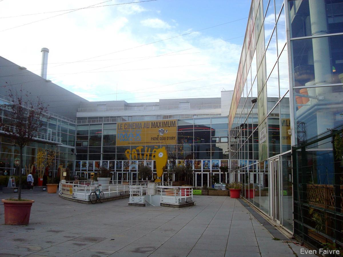 Cinema path quai d 39 ivry ivry sur seine 94 - 94200 ivry sur seine ...