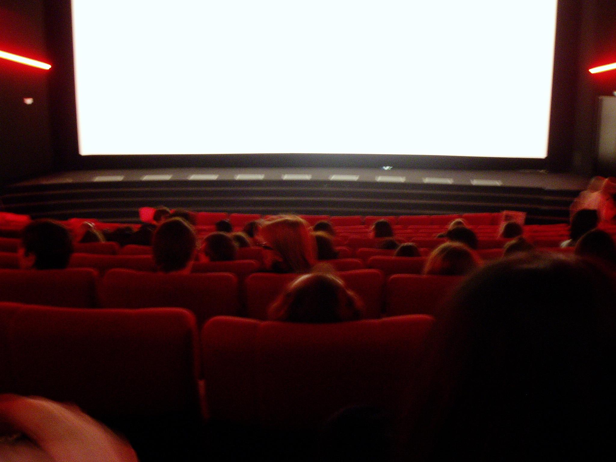 Cinema marignan forum projectionniste - Faire une salle de cinema ...