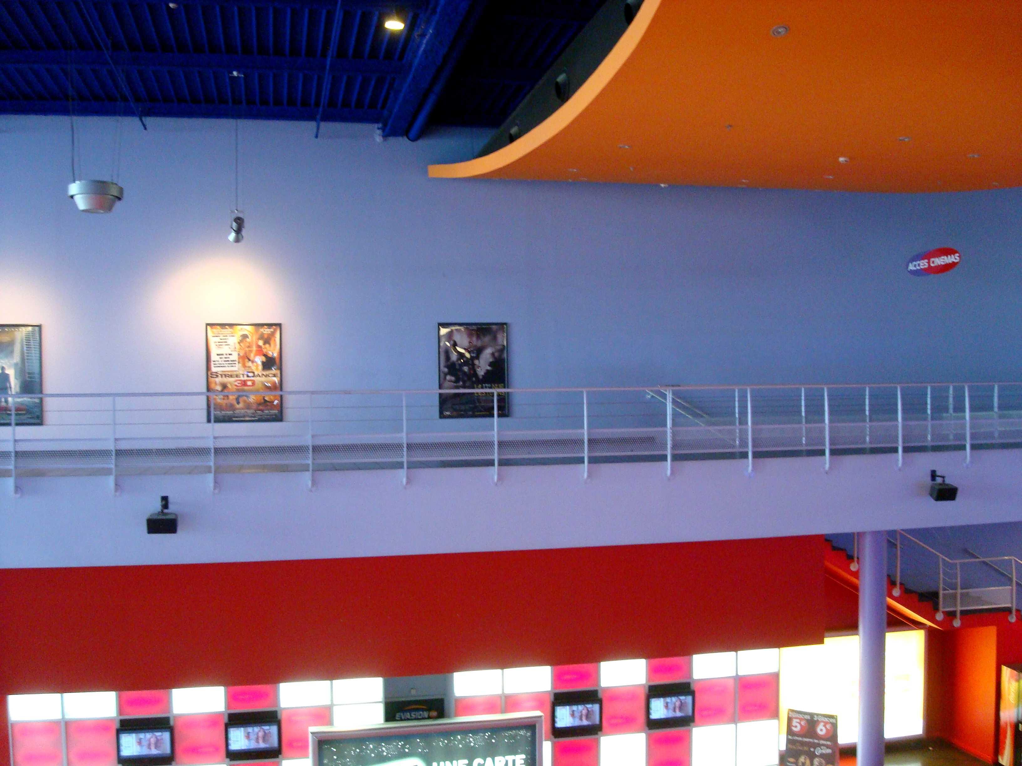 Gaumont carr s nart forum projectionniste for Au bureau carre senart