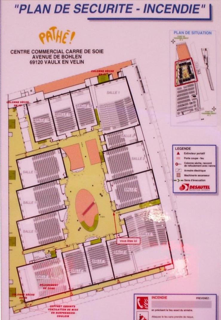 Imax numerique page 27 forum projectionniste - Gaumont pathe labege ...
