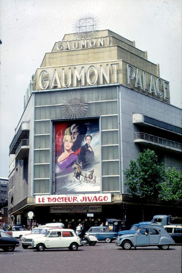 gaumont palace page 2 forum projectionniste. Black Bedroom Furniture Sets. Home Design Ideas